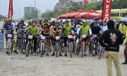 Cicliştii de la Pelican Bike, fruntea clasamentului general la Doltcini XCO