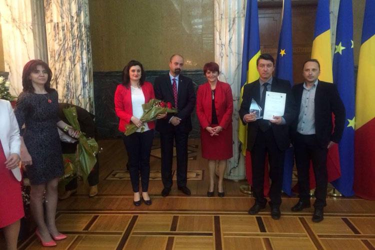"""Colegiul Tehnic """"Henri Coandă"""" din Tulcea – pentru a treia oară Şcoală Europeană"""