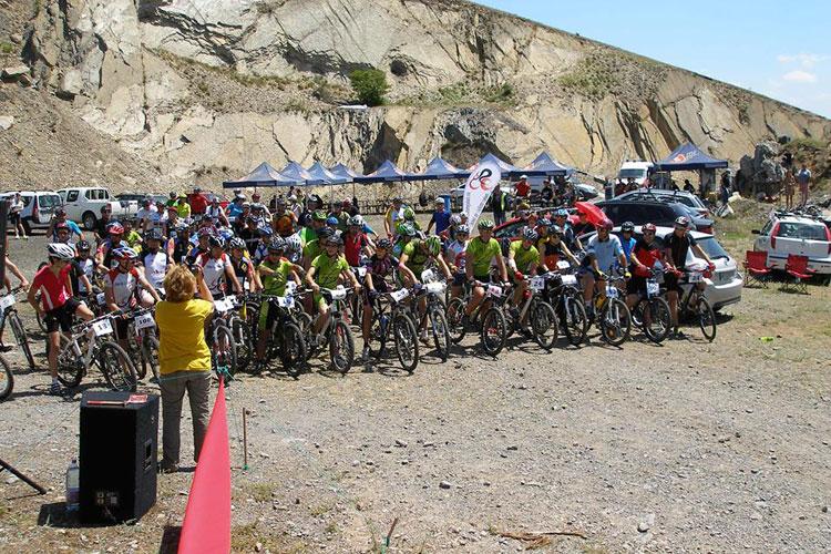 Competiţia de ciclism Somova X-Treme, gata de start