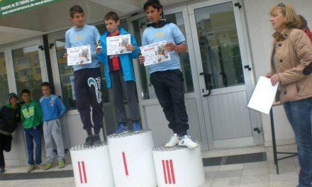 Crosul Tineretului şi-a desemnat campionii