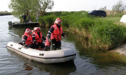 Familie înghiţită de Dunăre