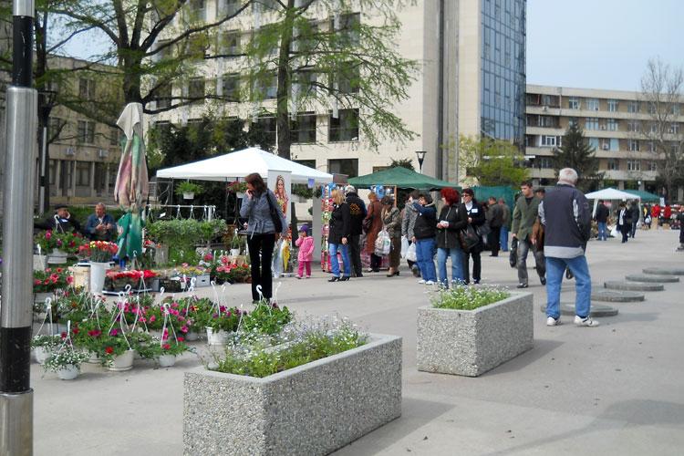 Festivalul Expoflora dă startul calendarului de evenimente estivale din municipiu