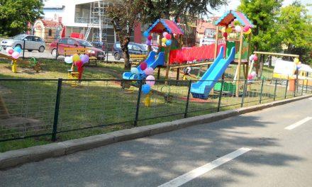 Fonduri pentru locurile de joacă destinate copiilor