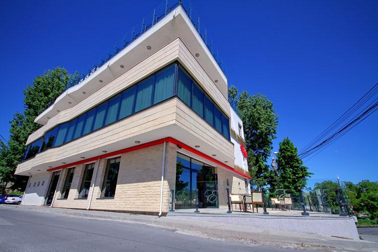 Hotelul Eden, inaugurat la Tulcea