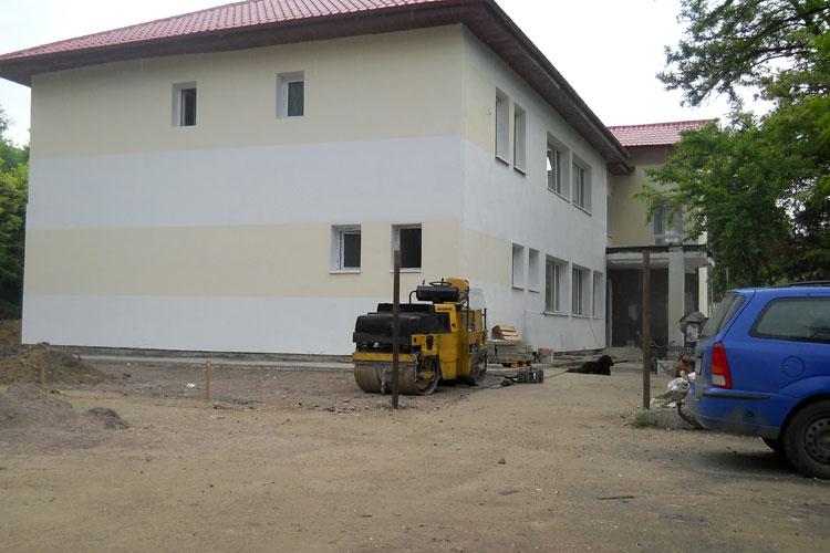 Medicii specialişti de la Spitalul Judeţean se mută la casă nouă