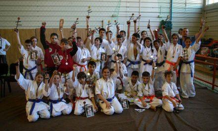 Nippon Budo Sport la Campionatul Naţional de copii de la Oradea: 10 titluri de campioni naţionali!