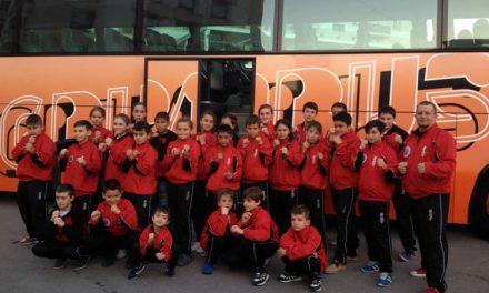 Obiectiv ambiţios pentru Nippon Budo Sport la Oradea