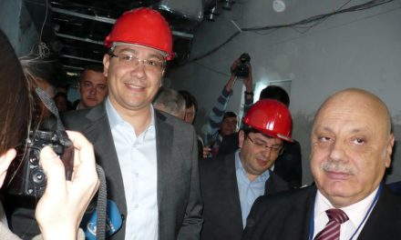 Premierul Victor Ponta, în vizită pe şantierul de la Spitalul Judeţean