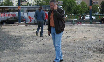 Primarul Hogea, la un pas de a fi spulberat într-ointersecţie din municipiu