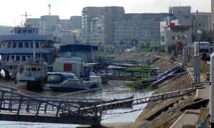 Primul pas între autorităţi şi APDM Galaţi: CJ Tulcea solicită oficial preluarea portului