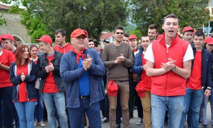 """Social democraţii tulceni:""""Şi voi, şi voi votaţi cu noi!"""""""