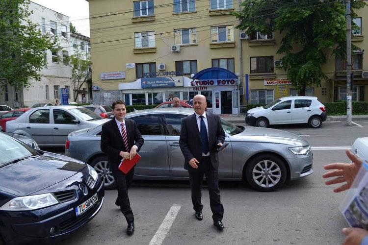Şova i-a promis lui Teodorescu că se face podul la Măcin