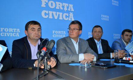 """Preşedintele Forţei Civice, Mihai Răzvan Ungureanu:""""Suntem singurul partid capabil să iasă între oameni"""""""
