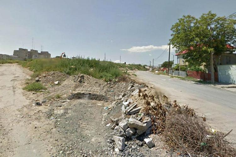 Terenul de 2,5 hectare de pe strada Antenei s-a transformat în pârloagă