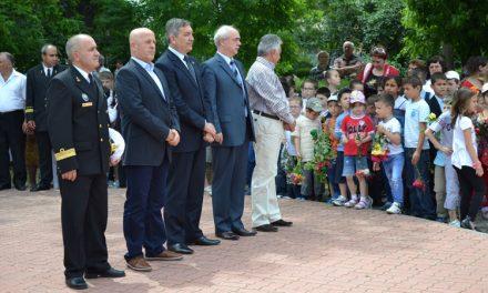 Ziua Eroilor, celebrată şi la Tulcea