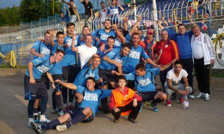 Delta Dobrogea, promovare en-fanfare în liga a III-a