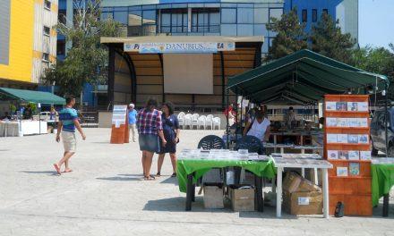Festivalul Danubius: 25 de edituri îşi vor prezenta oferta de carte la Tulcea