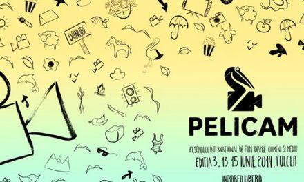 Începe Pelicam – trei zile de filme, workshop-uri, expoziţii foto şi concerte