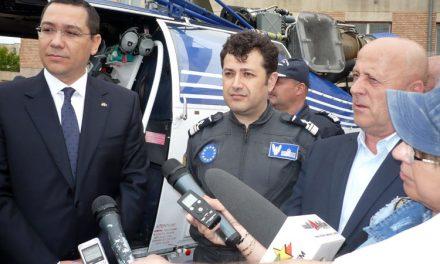 Premierul Ponta: Delta Dunării are un sprijin special din partea mea