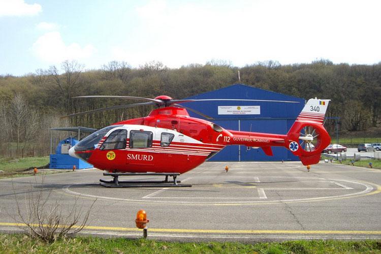 Primarii din deltă: platformele pentru elicoptere, un moft
