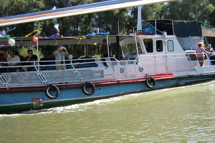 Turismul din deltă, sugrumat de un ordin controversat