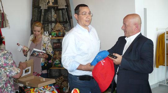 Vinurile dobrogene, pe gustul premierului Ponta
