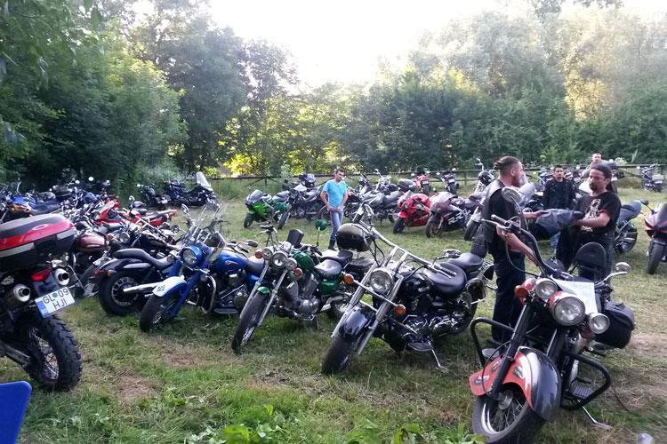 Festival de chitară şi motoare în Valea Fagilor
