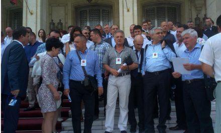 Hogea, Gudu, Motoc şi Şişcu, împreună la Convenţia comună PDL – PNL