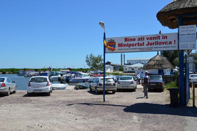 Sarichioi, Murighiol şi Jurilovca, mini-porturi strategice pentru turismul din Delta Dunării