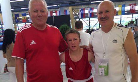 Tulcencele, spaima ucrainencelor la Europenele de box: Oana Iorga, în semifinale