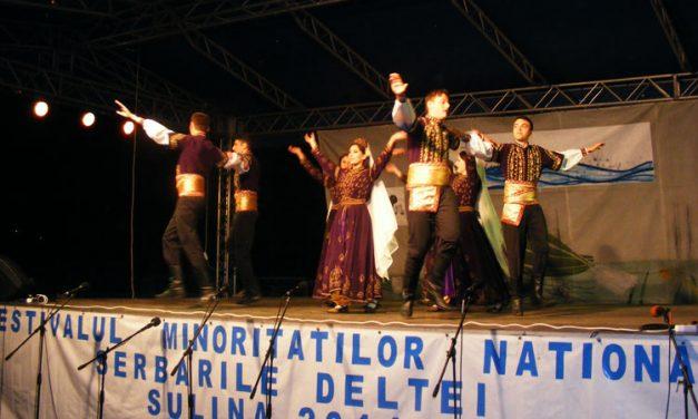 Festivalul minorităţilor naţionale de la Sulina şi-a desemnat premianţii