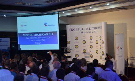 Trofeul Electricianului, organizat la Tulcea