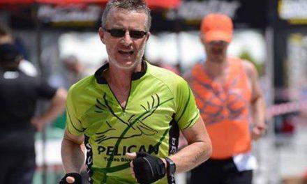 Un tulcean de la Pelican Bike la Triathlonul de la Braşov