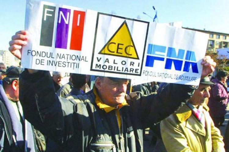 Tulceni escrocaţi de FNI sunt somaţi să dea banii înapoi!