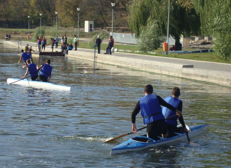 An de excepţie pentru secţia de kaiac-canoe de la CSM Danubiu
