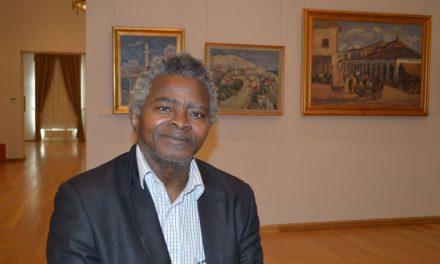 Ibrahima Keita, primul muzeograf din Tulcea care şi-a început şi a încheiat activitatea în arta tulceană