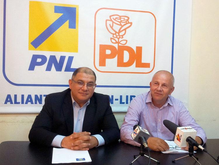 Liberalii şi pedeliştii tulceni îşi propun să strângă peste 10.000 de semnături pentru Iohannis