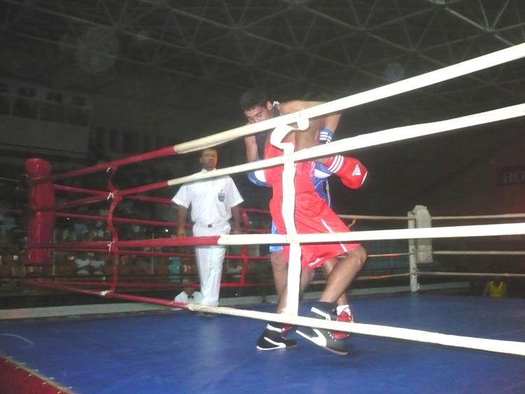 Campionatul naţional de box pentru cadeţi se desfăşoară la Sulina