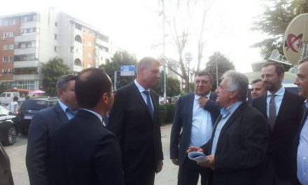 """Pentru prima oară la porţile deltei: Klaus Iohannis, susţinere necondiţionată din partea """"armatei"""" ACL de la Tulcea"""
