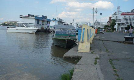 Mai creşte Dunărea?