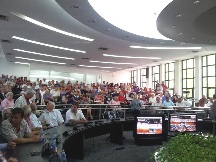 Pesediştii tulceni, la primul lor Congres Naţional virtual