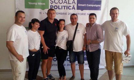 Tinerii ACL-işti tulceni, la Şcoala Politică de vară