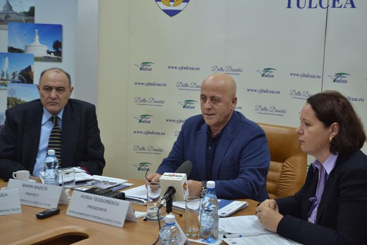 În perioada de finanţare 2014 – 2020,  Judeţul Tulcea va putea accesa până la 330 milioane de euro prin POR