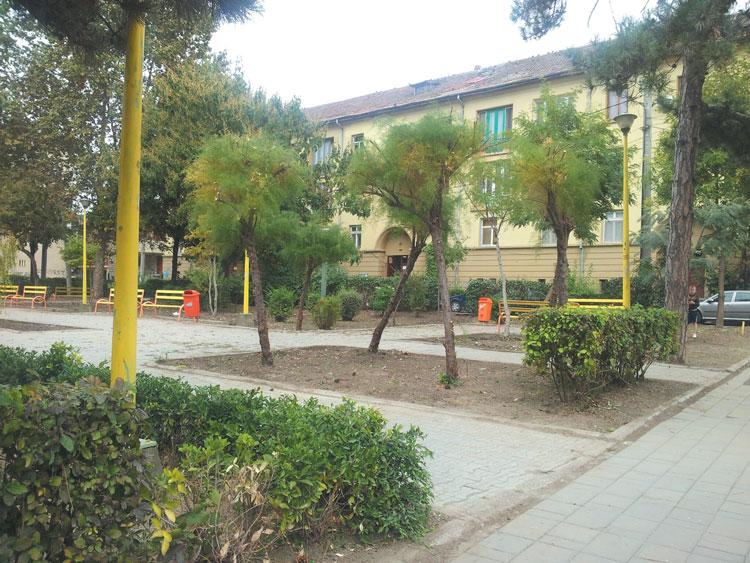 Parcul TAVS, în reabilitare