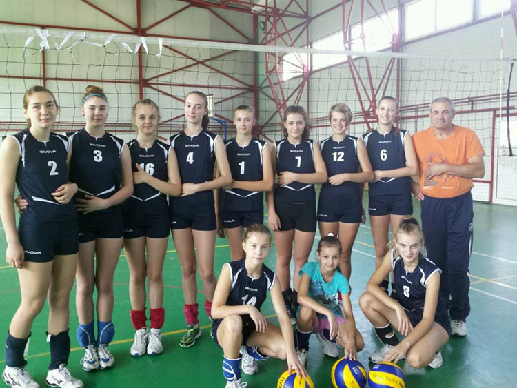 Cadetele de la Clubul Sportiv Municipal, victorie la Tulcea cu CSS1 Constanţa