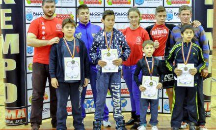 Cupa României la Kempo: bilanţ impresionant pentru Sakura Dojo din Tulcea