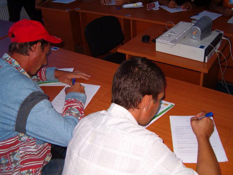 Încarceraţi fără inspiraţie: nici un autor de cărţi în puşcăriile din Tulcea