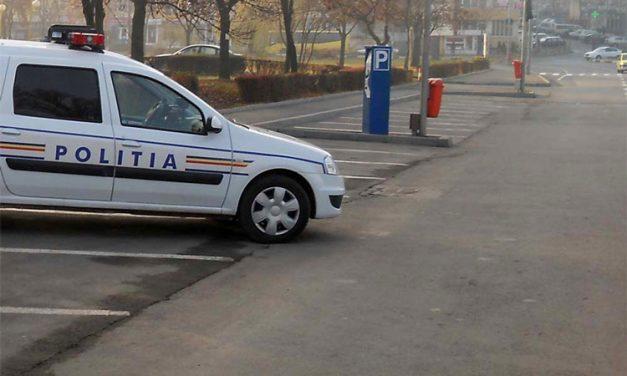 Parcarea în zona Bibliotecii Judeţeneşi pe strada Dumitru Ivanov, gratuită
