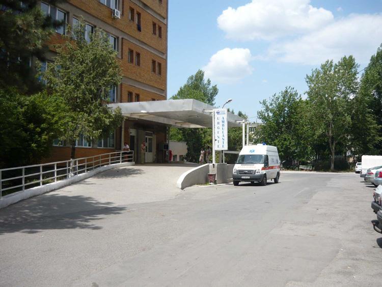 Pneumoniile au băgat în spital zeci de tulceni