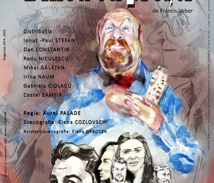 """Premieră la Teatrul Jean Bart: """"Dineu cu proşti"""", de Francis Veber"""
